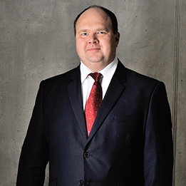 Ing. Radek Paur, EFA